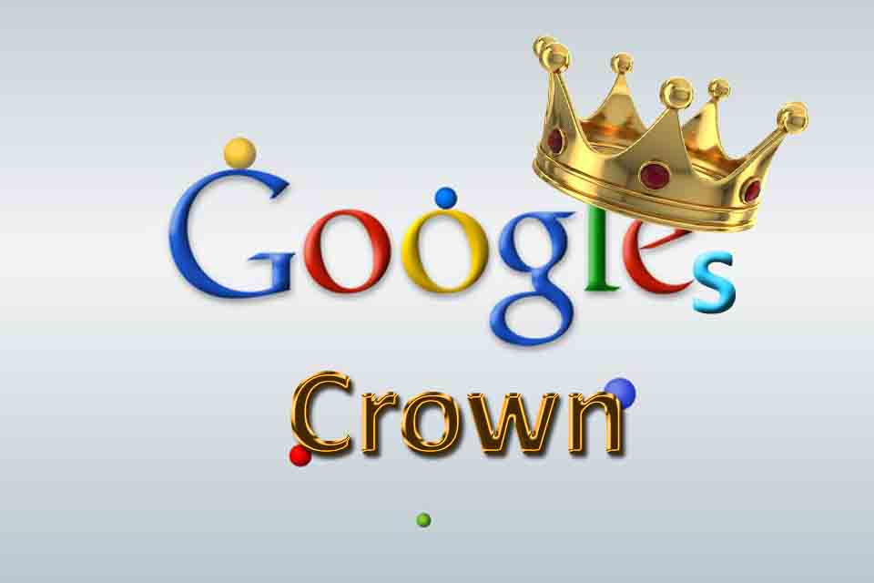 Let the Google Crown You as Their Favorites!