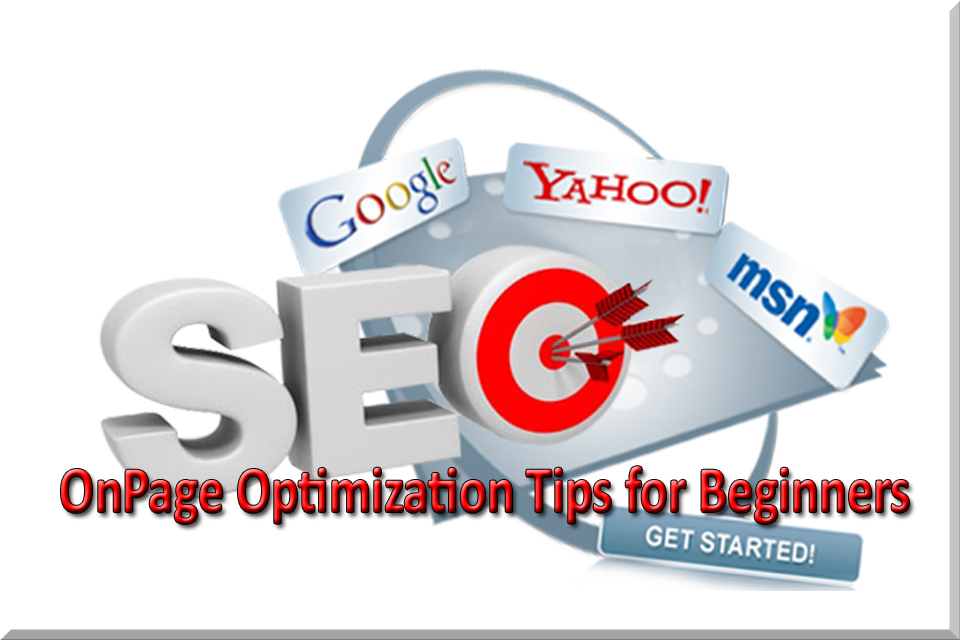 Onpage Optimization Tips or On Page SEO Tips for Beginners